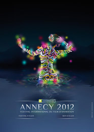 Affiche Festival Annecy